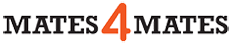 Mates4Mates logo
