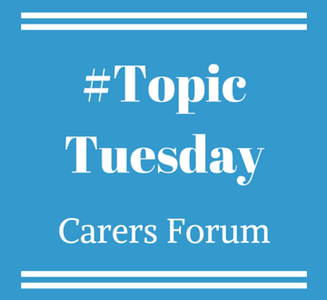 Topic Tuesday - Carers