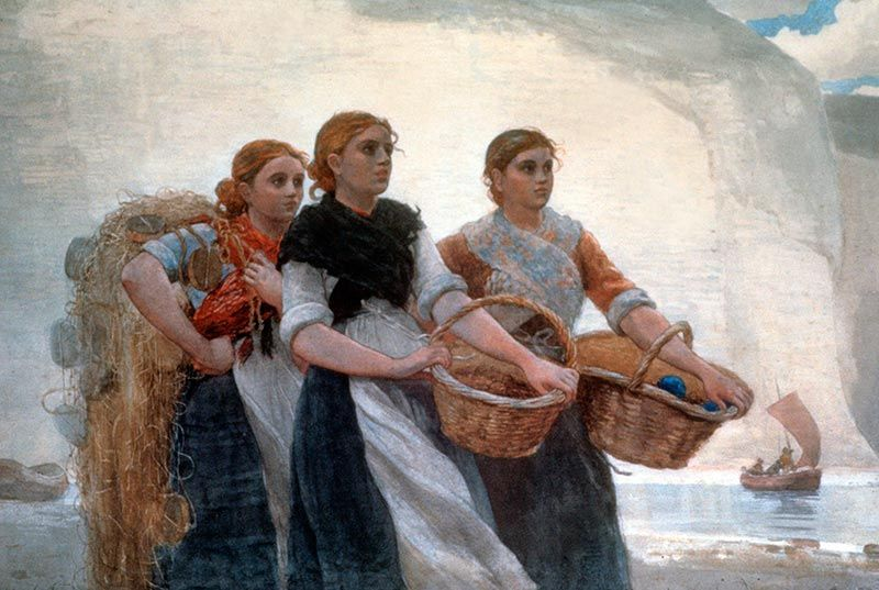 winslow-homer-a-voice-from-the-cliffsherring girls.jpg