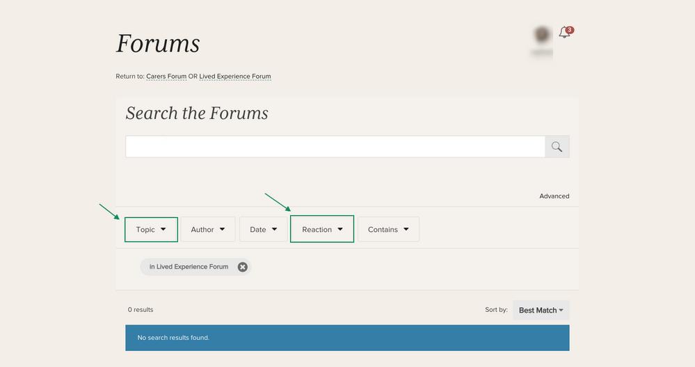 SANE Forums_Search filter menu update.png